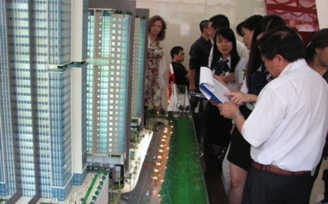Mua bán nhà, công trình xây dựng hình thành trong tương lai