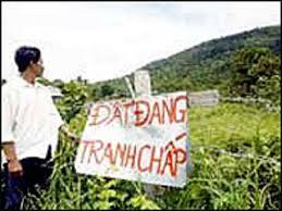 Trình tự, thủ tục giải quyết tranh chấp đất đai